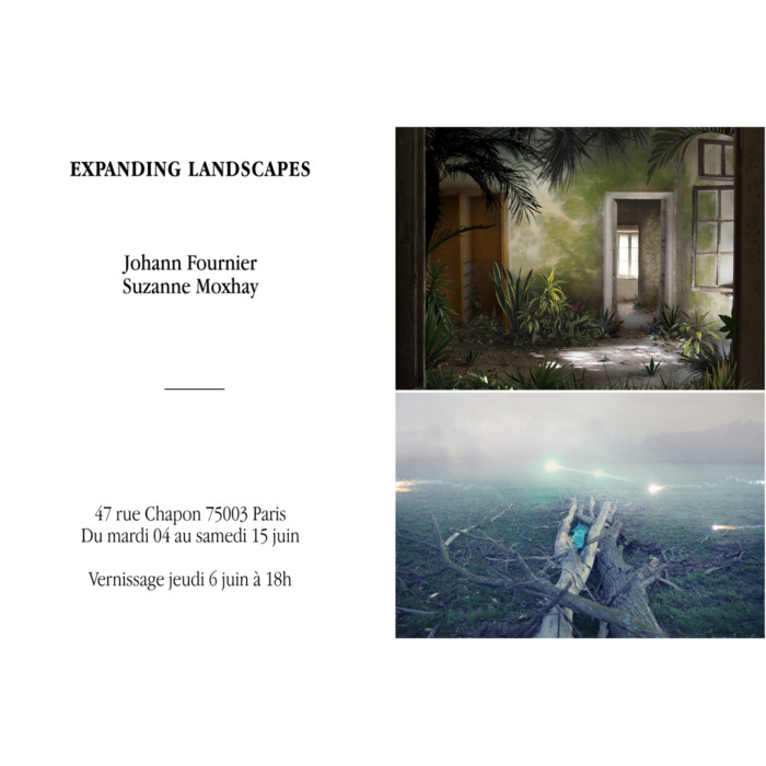 Exhibition | EXPANDING LANDSCAPES