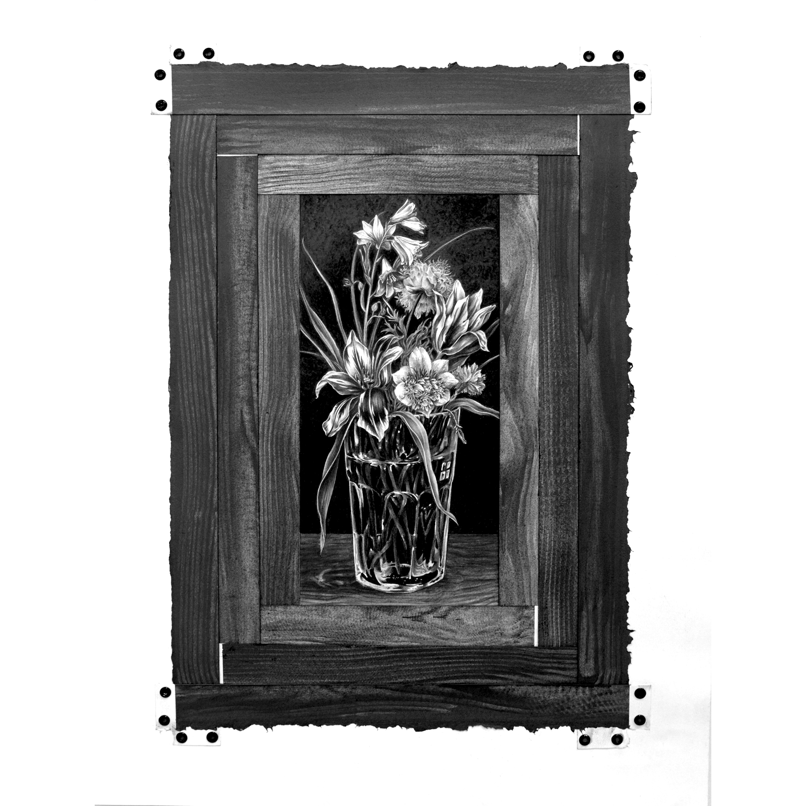 Roubaud Dessin - Nature morte 2