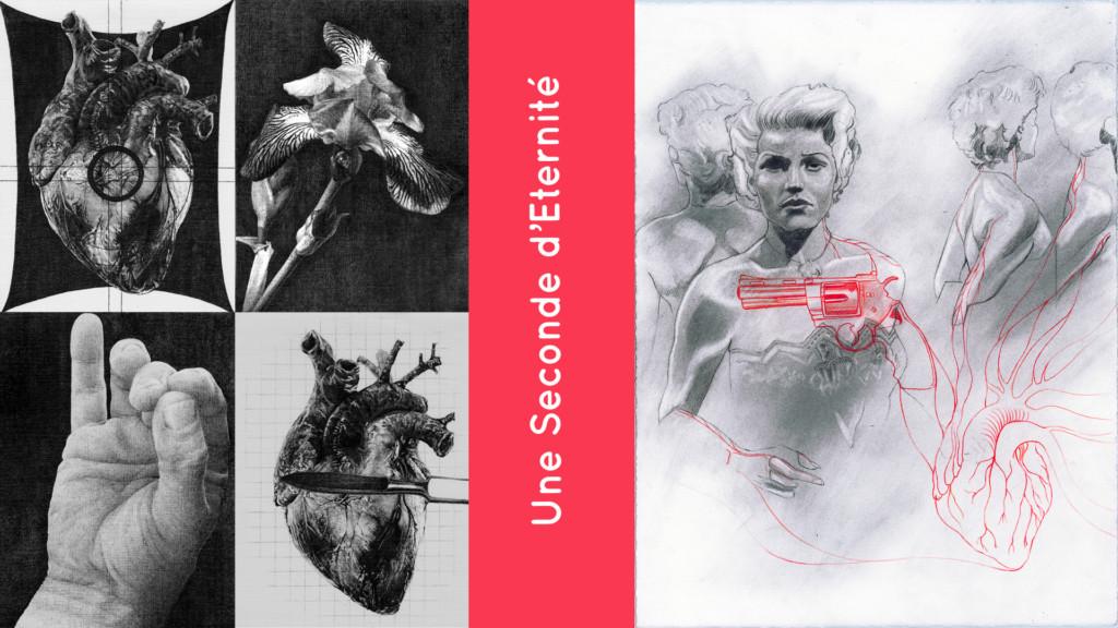 Exposition / Exhibition | Une Seconde d'Éternité