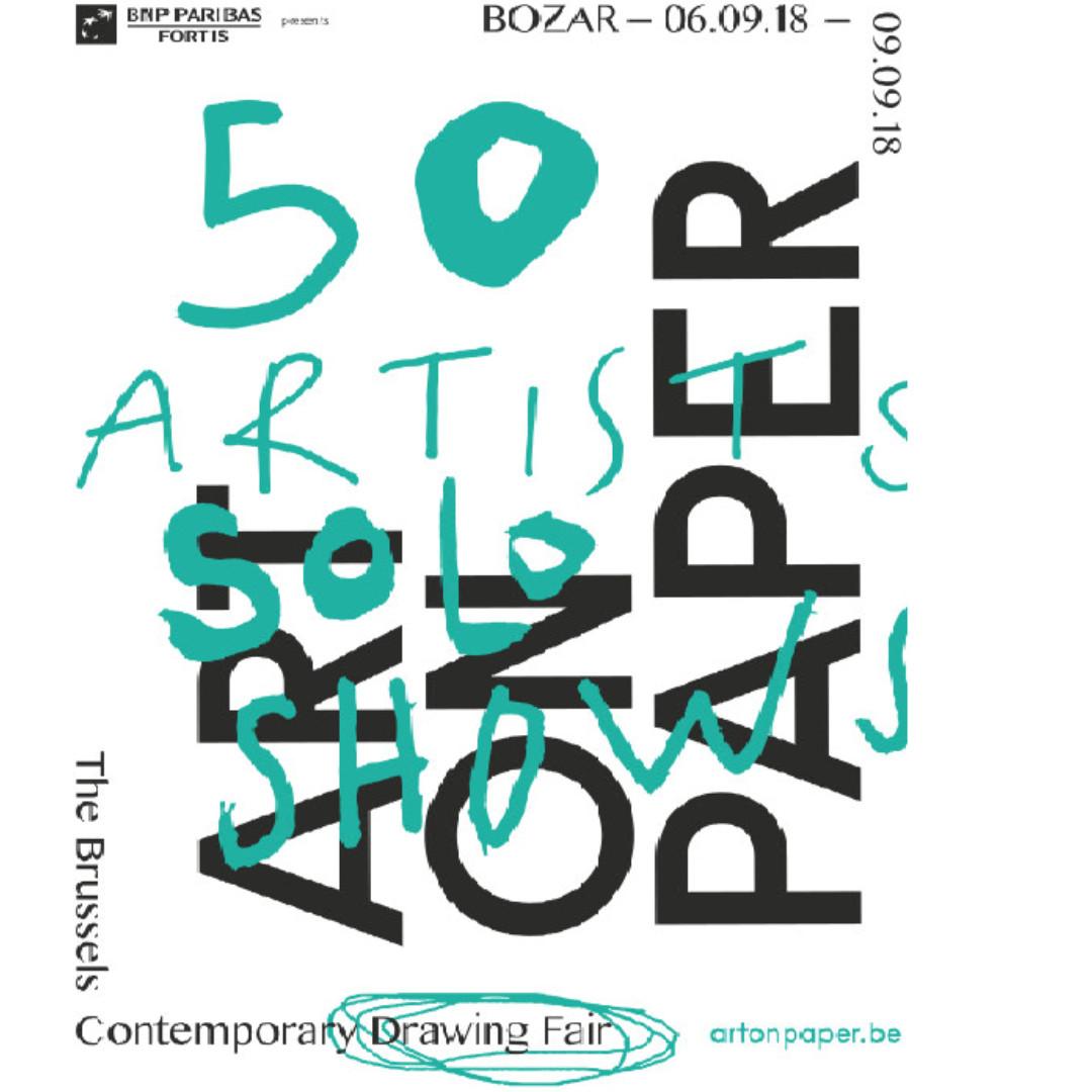 ART ON PAPER Art Fair